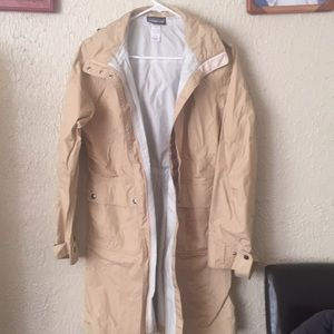3 QUARTER LENGTH POLYAMIDE JACKET